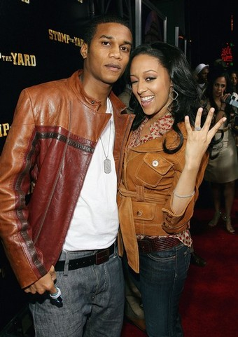 tia mowry and husband cory hardrict. *ss husband Cory Hardrict.